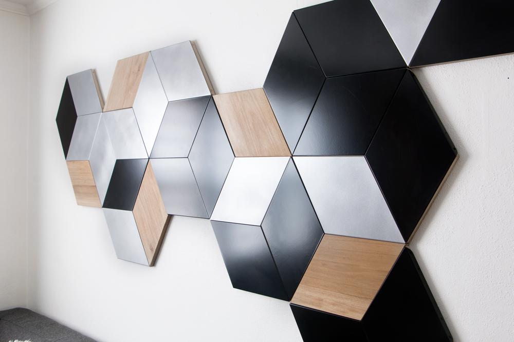 Rhombus-wall-Magnet
